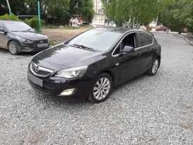 Курган Opel Astra 2010
