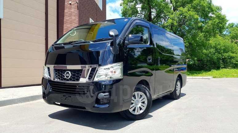 Nissan NV350 Caravan, 2016 год, 1 550 000 руб.