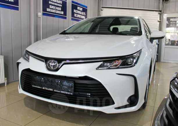 Toyota Corolla, 2020 год, 1 442 900 руб.