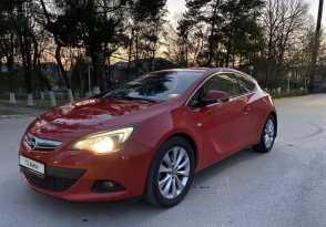 Красный Сулин Astra GTC 2013