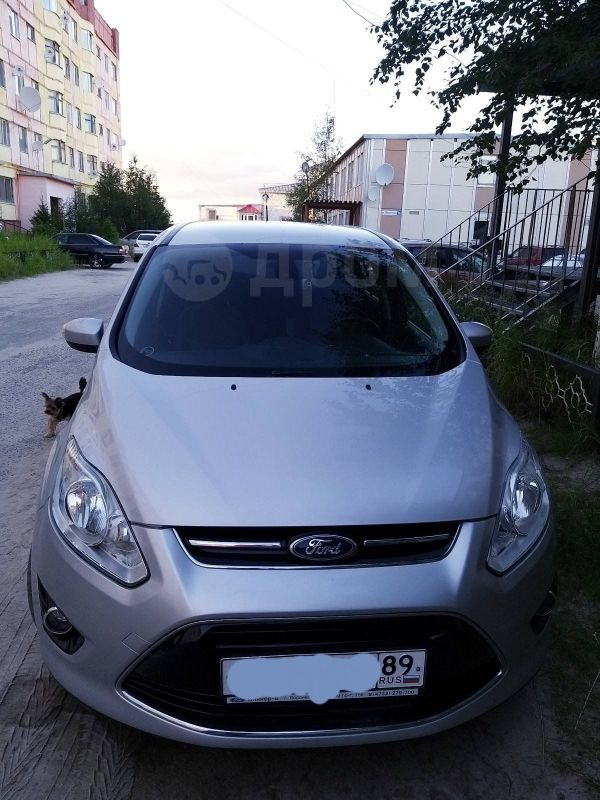 Ford Grand C-MAX, 2010 год, 580 000 руб.