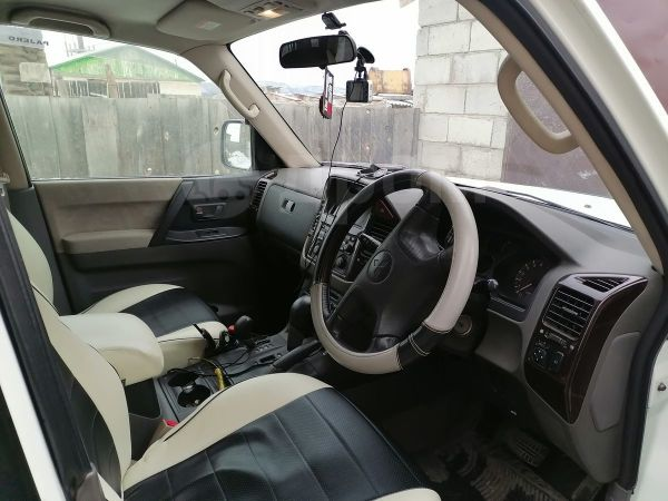 Mitsubishi Pajero, 2000 год, 500 000 руб.