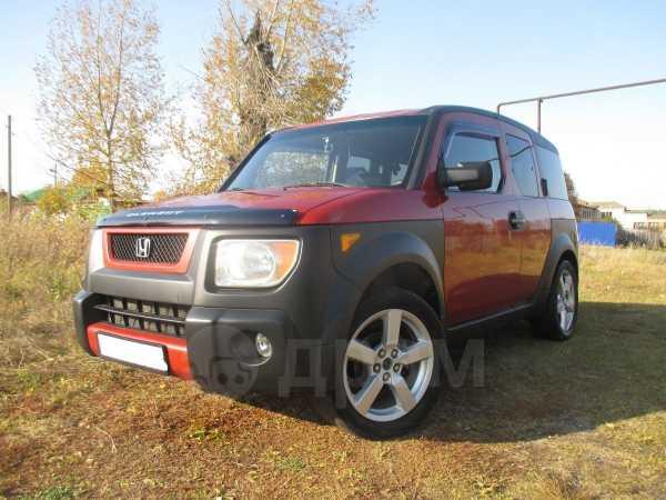 Honda Element, 2004 год, 445 000 руб.
