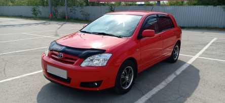 Якутск Corolla 2006