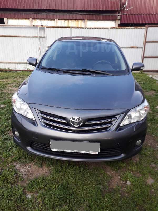 Toyota Corolla, 2010 год, 666 000 руб.