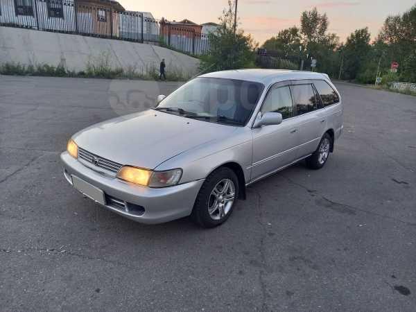Toyota Corolla, 1999 год, 240 000 руб.