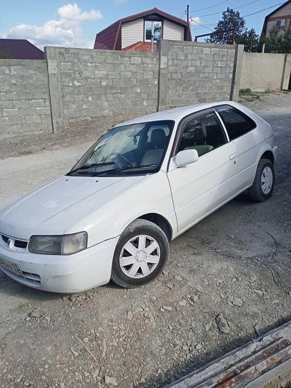 Toyota Corolla II, 1999 год, 105 000 руб.