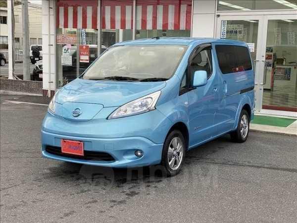 Nissan e-NV200, 2015 год, 890 000 руб.
