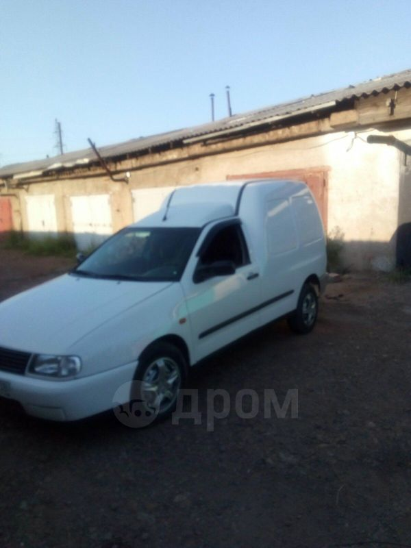 Volkswagen Caddy, 2002 год, 260 000 руб.