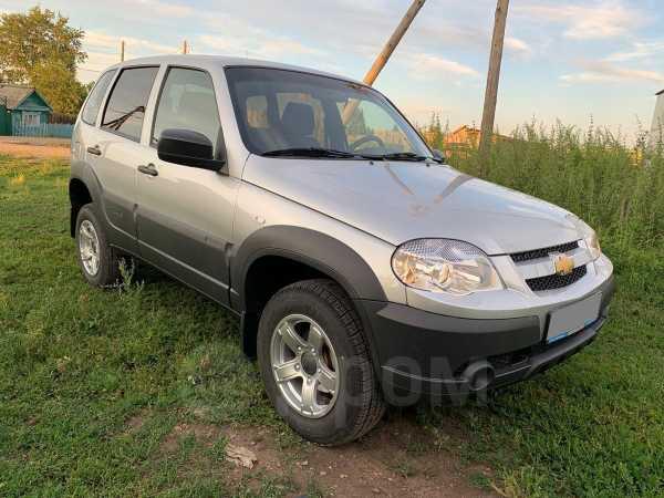 Chevrolet Niva, 2020 год, 699 000 руб.