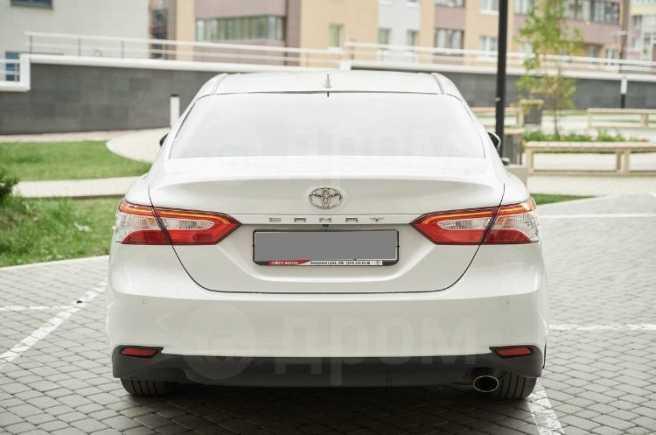 Toyota Camry, 2018 год, 3 000 000 руб.