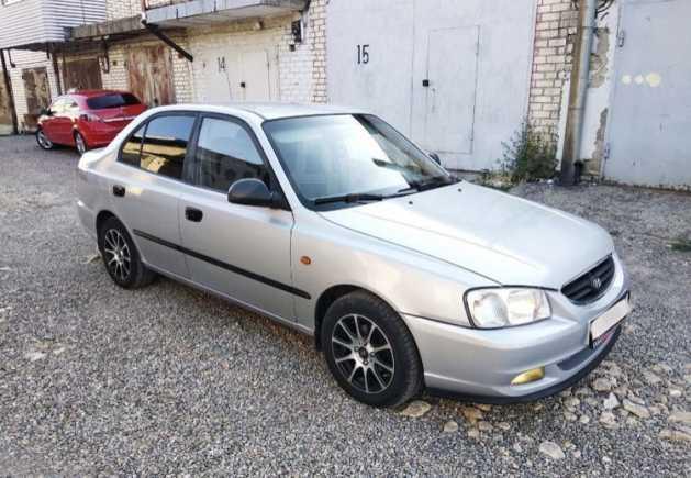 Hyundai Accent, 2005 год, 225 000 руб.