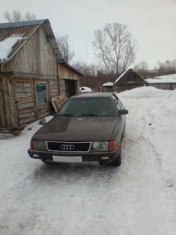 Audi 200, 1986 год, 38 000 руб.