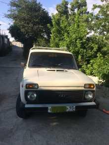 Новороссийск 4x4 2121 Нива 1981