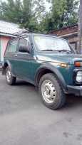 Лада 4x4 Бронто, 1996 год, 140 000 руб.