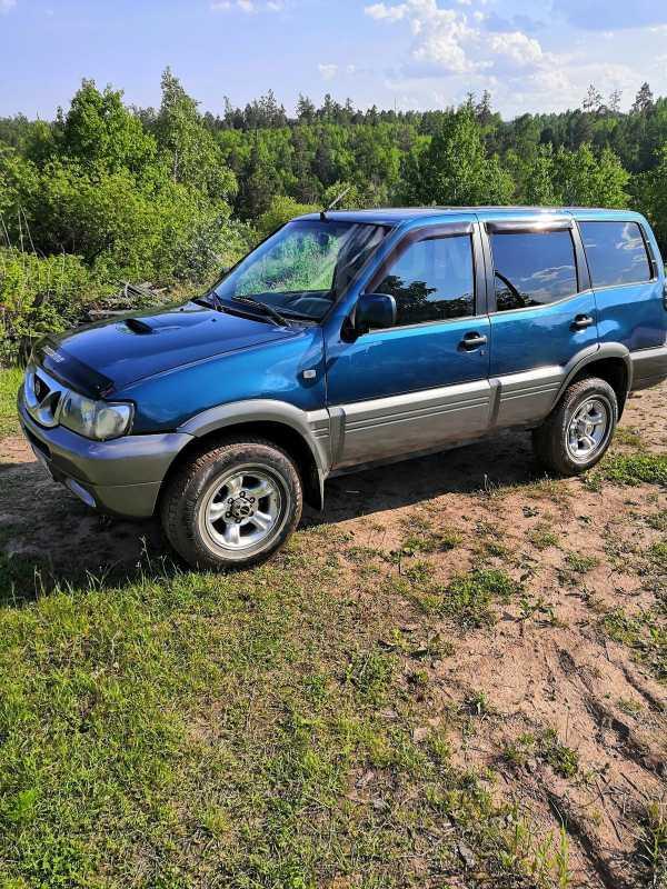 Nissan Terrano II, 2000 год, 280 000 руб.