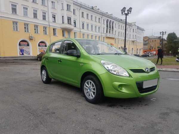 Hyundai i20, 2009 год, 338 000 руб.
