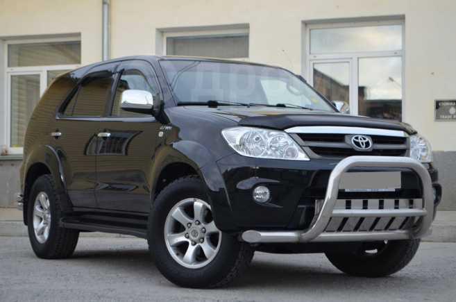 Toyota Fortuner, 2007 год, 1 180 000 руб.