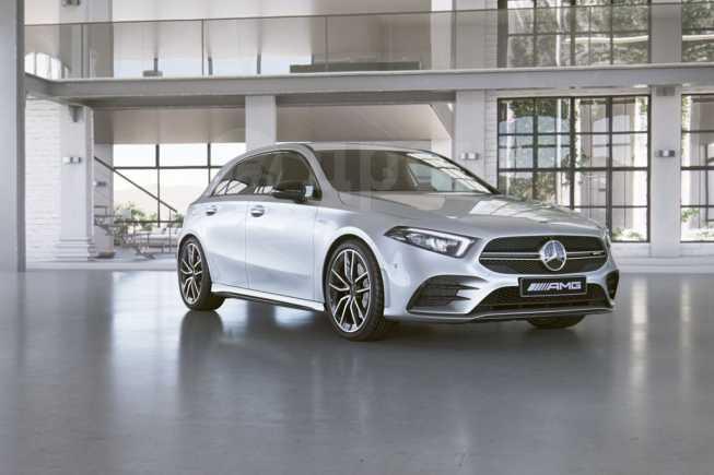 Mercedes-Benz A-Class, 2019 год, 3 696 000 руб.