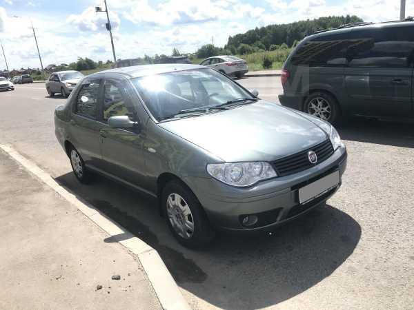 Fiat Albea, 2009 год, 240 000 руб.