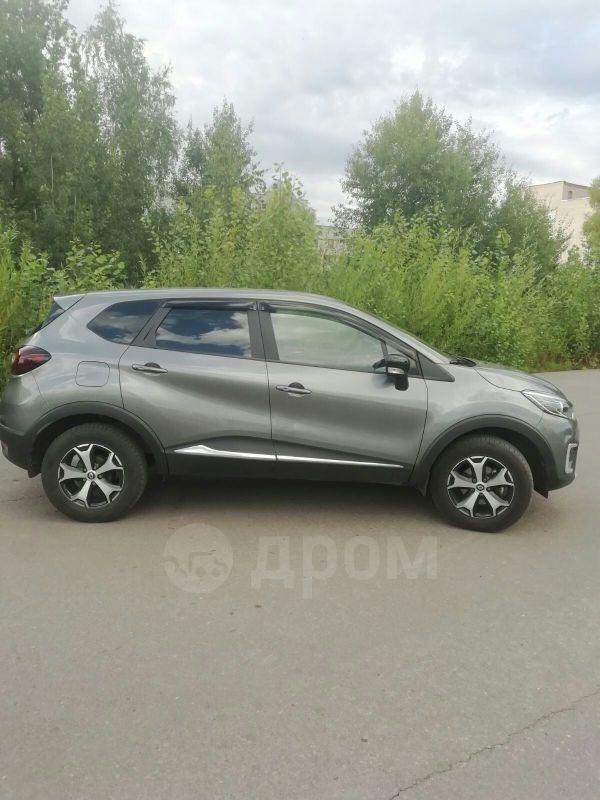 Renault Kaptur, 2017 год, 890 000 руб.