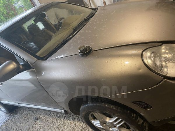 Porsche Cayenne, 2004 год, 120 000 руб.