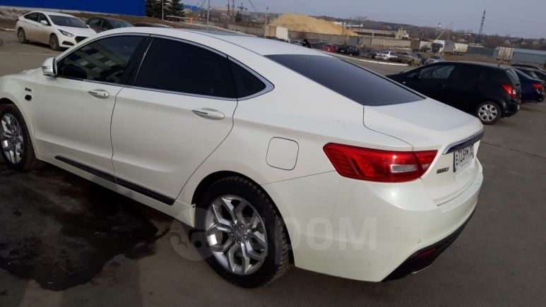 Geely Emgrand GT, 2016 год, 1 000 000 руб.