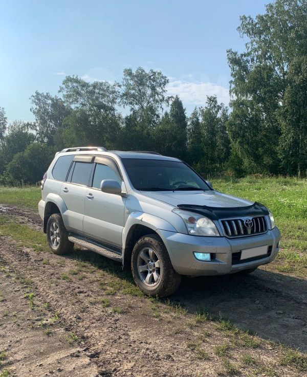 Toyota Land Cruiser Prado, 2003 год, 1 150 000 руб.