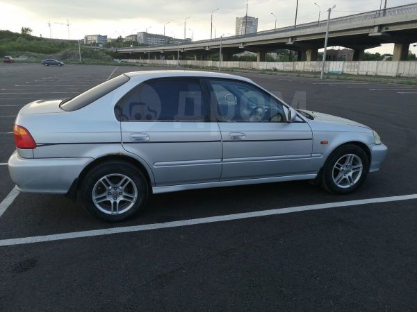Honda Civic Ferio, 2000 год, 135 000 руб.