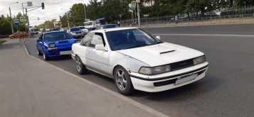 Омск Corolla Levin 1989
