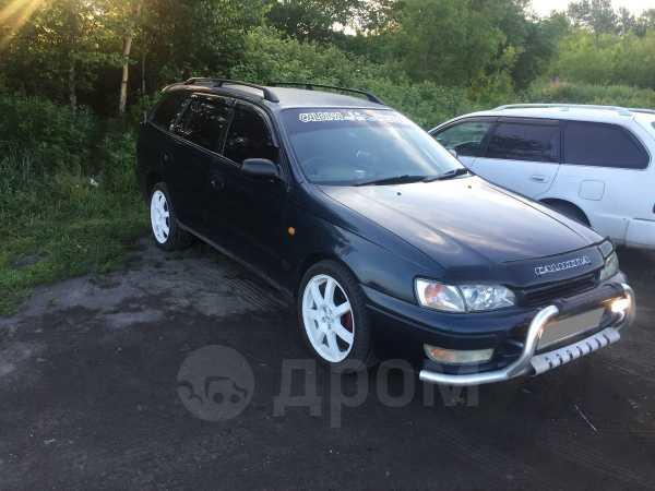 Toyota Caldina, 1995 год, 240 000 руб.
