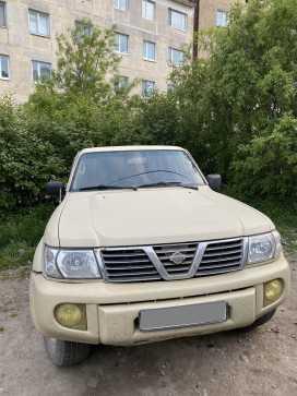 Магадан Patrol 2001