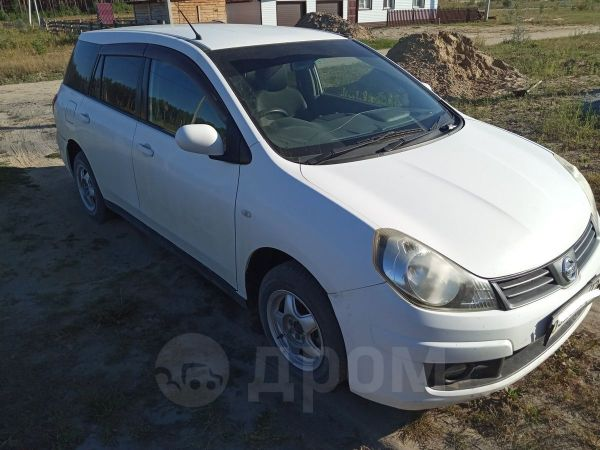 Nissan AD, 2007 год, 260 000 руб.