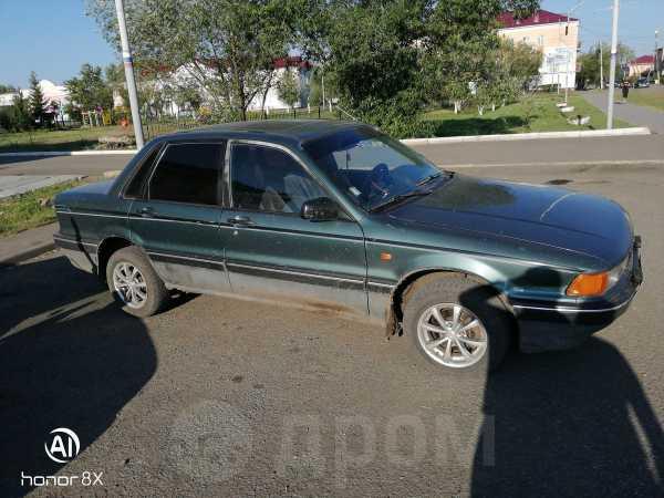 Mitsubishi Galant, 1990 год, 110 000 руб.