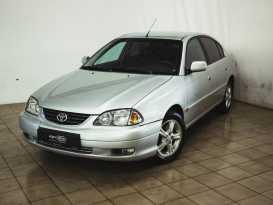 Калуга Avensis 2001