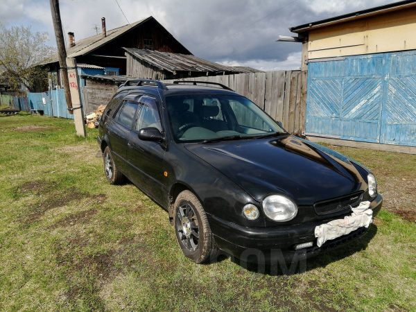 Toyota Sprinter Carib, 2001 год, 215 000 руб.