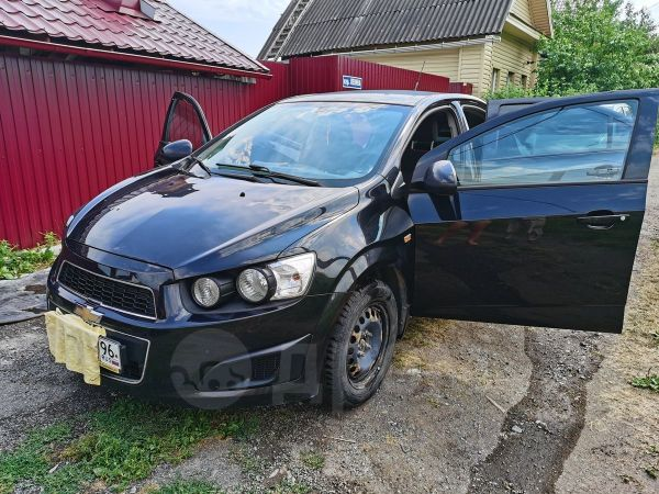 Chevrolet Aveo, 2013 год, 335 000 руб.