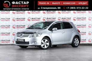 Новосибирск Toyota Auris 2012