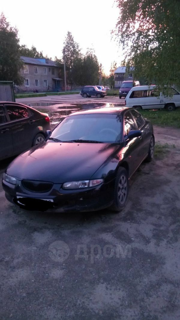 Mazda Xedos 6, 1995 год, 75 000 руб.