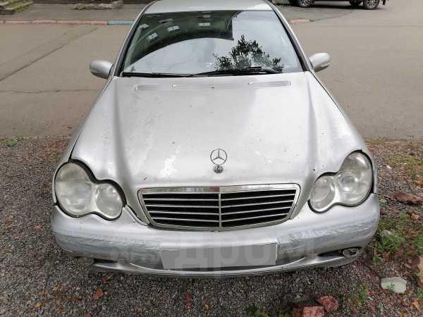 Mercedes-Benz C-Class, 2003 год, 298 000 руб.