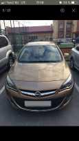 Opel Astra, 2012 год, 415 000 руб.