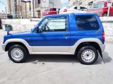 Новосибирск Pajero Mini 1999