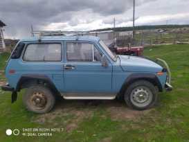Якутск 4x4 2121 Нива 1991