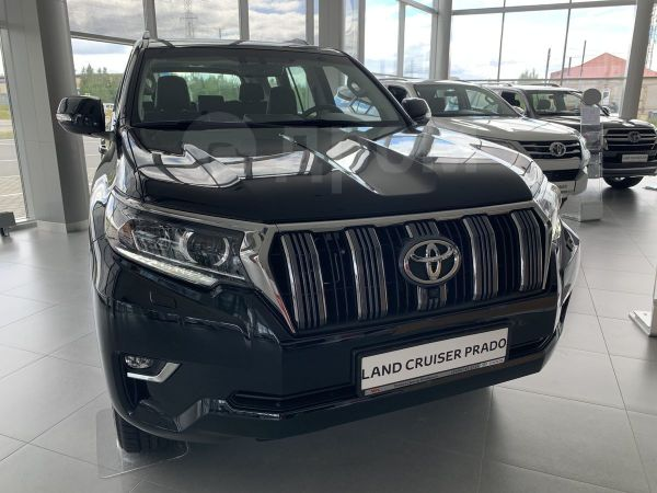 Toyota Land Cruiser Prado, 2020 год, 4 204 000 руб.