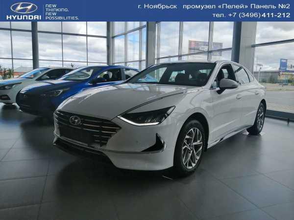 Hyundai Sonata, 2020 год, 1 860 000 руб.