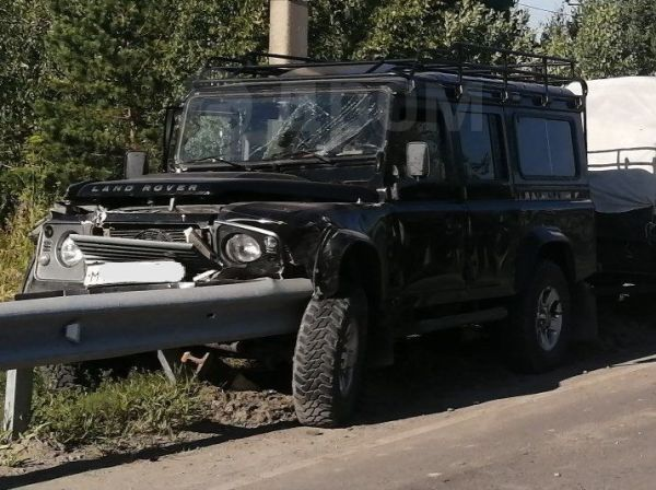 Land Rover Defender, 2009 год, 500 000 руб.