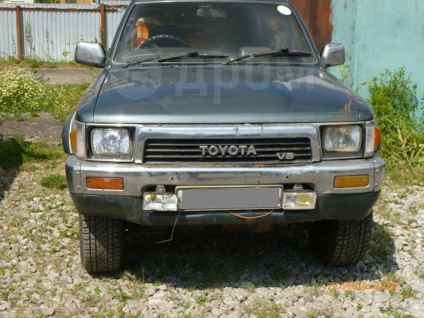 Toyota Hilux Surf, 1991 год, 150 000 руб.