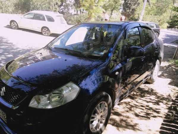 Suzuki SX4, 2008 год, 410 000 руб.