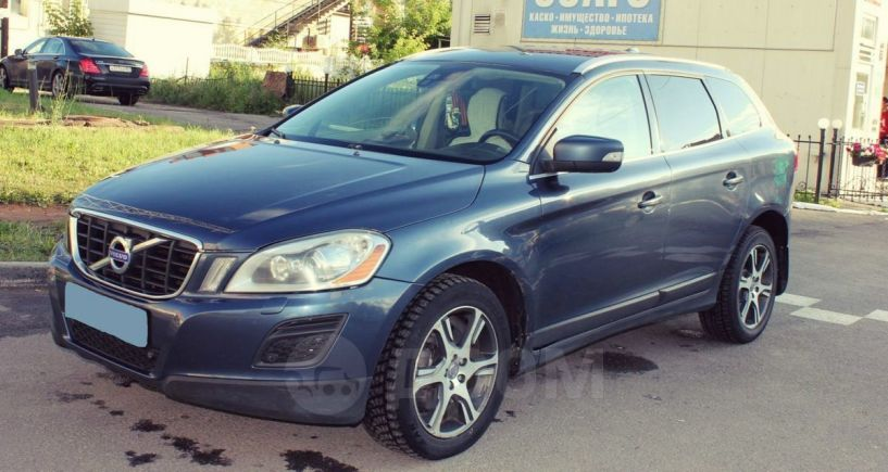 Volvo XC60, 2010 год, 698 000 руб.