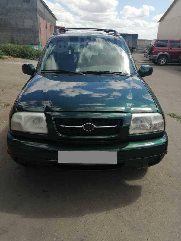 Chevrolet Tracker, 2001 год, 300 000 руб.